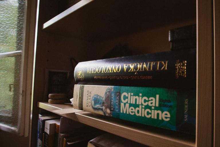 knjiga clinical medicine
